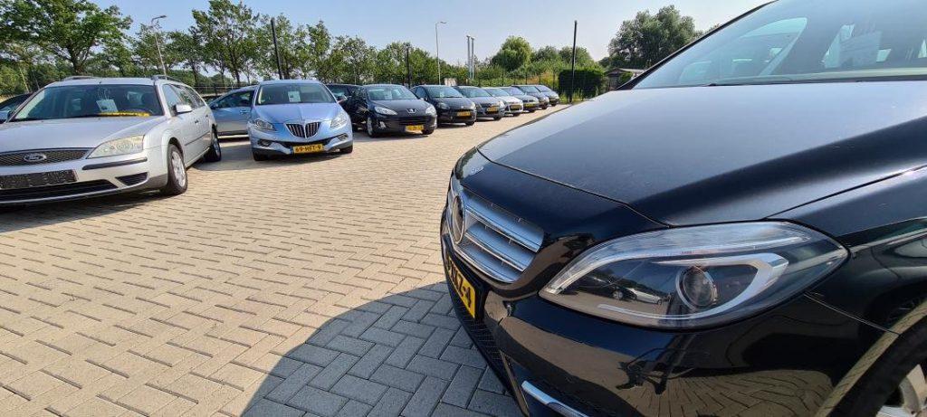 autosloperij Rotterdam